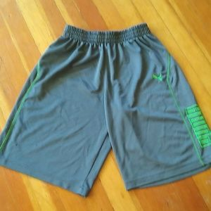 Boys PUMA Athletic Shorts